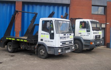 24 7 skips have hte capacity to keep  your business moving